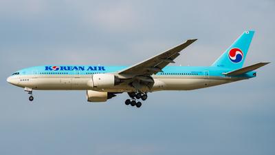 A picture of HL7766 - Boeing 7772B5(ER) - Korean Air - ©  Lee Junghyun