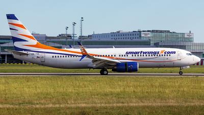 OK-TVL - Boeing 737-8FN - SmartWings