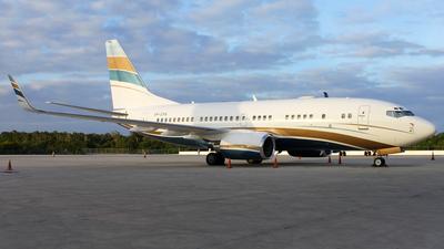 VP-CPA - Boeing 737-7AW(BBJ) - Jet Aviation Business Jets