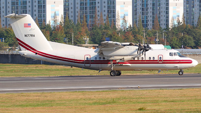 N177RA - De Havilland Canada DHC-7-102 Dash 7 - United States - US Army