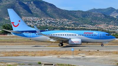 OO-JOS - Boeing 737-7K5 - Jetairfly