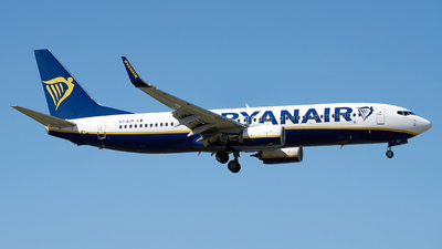 EI-GJT - Boeing 737-8AS - Ryanair