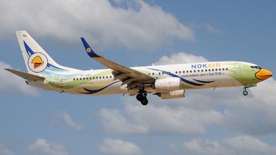 HS-DBV - Boeing 737-88L - Nok Air