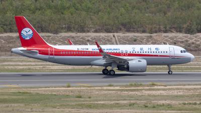 B-323M - Airbus A320-271N - Sichuan Airlines