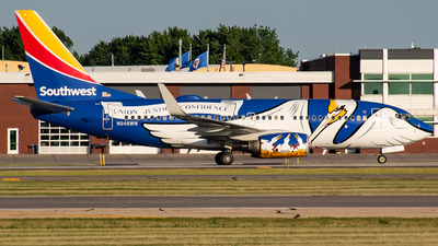 A picture of N946WN - Boeing 7377H4 - Southwest Airlines - © Twin Cities Spotter