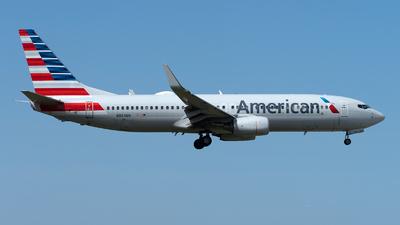 N860NN - Boeing 737-823 - American Airlines