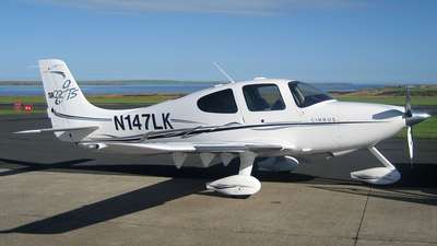 N147LK - Cirrus SR22-GTS - Private