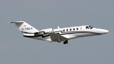 G-TBEA - Cessna 525A CitationJet 2 - Xclusive Jet Charter