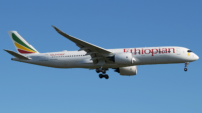 A picture of ETAUC - Airbus A350941 - Ethiopian Airlines - © Stefan Bayer