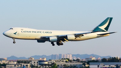 A picture of BLJA - Boeing 747867(F) - Cathay Pacific - © D_Y6888