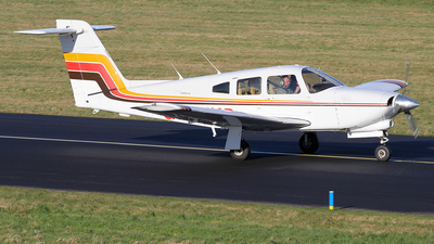 A picture of GBYKP - Piper PA28RT201T - [28R7931029] - © Ian Howat