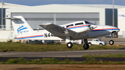 N4418E - Piper PA-44-180 Seminole - Hubei Sky-Blue International Aviation Academy