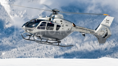 A picture of FHAIL - Airbus Helicopters H135 - [0660] - © Luca Martinetto