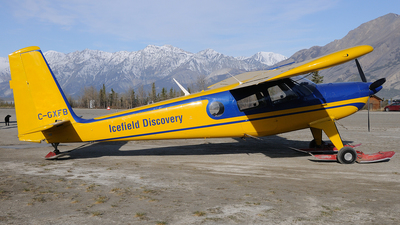 C-GXFB - Helio H295 Courier - Icefield Discovery