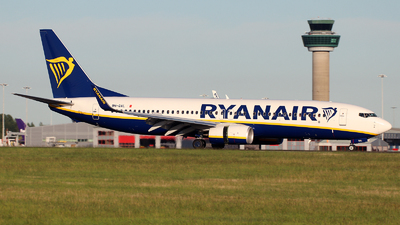9H-QAL - Boeing 737-8AS - Ryanair (Malta Air)