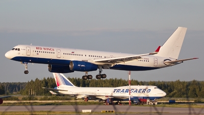 RA-64518 - Tupolev Tu-214 - Red Wings