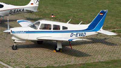 D-EVAD - Piper PA-28R-201T Turbo Cherokee Arrow III - Private