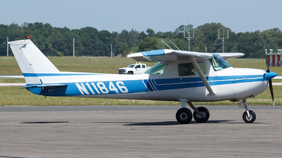 A picture of N11846 - Cessna 150L - [15075672] - © Orlando Suarez