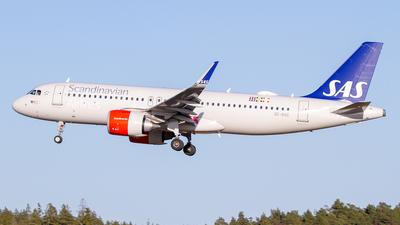 SE-ROC - Airbus A320-251N - Scandinavian Airlines (SAS)