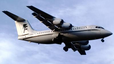 G-OZRH - British Aerospace BAe 146-200 - Flightline