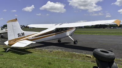 ZK-SLM - Cessna 180K Skywagon - Private