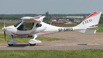 SP-SMED - Flight Design CT-LS - Private