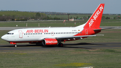 D-AGEL - Boeing 737-75B - Air Berlin
