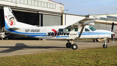 SP-WAW - Cessna 208B Grand Caravan - SkyDive Warszawa