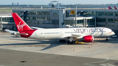 G-VFAN - Boeing 787-9 Dreamliner - Virgin Atlantic Airways
