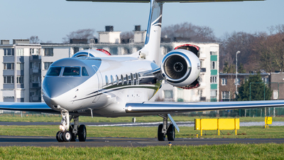 HB-JAZ - Gulfstream G550 - Jet Aviation Business Jets