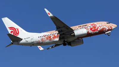 B-5214 - Boeing 737-79L - Air China
