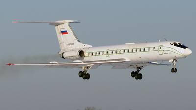 RA-65805 - Tupolev Tu-134B-3 - Center-South Airlines