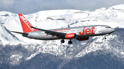 A picture of GDRTN - Boeing 73786N - Jet2 - © Didier Vittoz