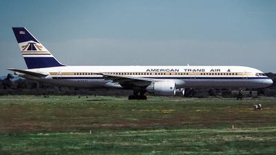 N750AT - Boeing 757-212 - American Trans Air (ATA)