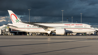 A picture of CNRGC - Boeing 7878 Dreamliner - Royal Air Maroc - © Kevin Sung