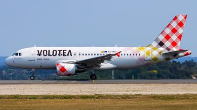 A picture of ECMUY - Airbus A319111 - Volotea - © Inaki Ropero Pipaón
