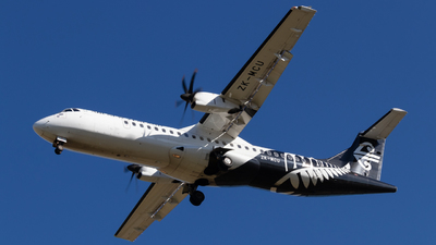 ZK-MCU - ATR 72-212A(500) - Air New Zealand Link (Mount Cook Airline)