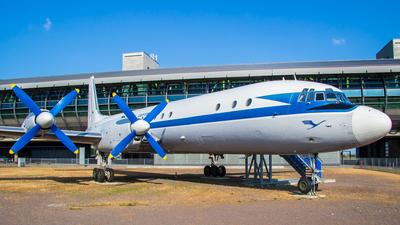DM-STA - Ilyushin IL-18 - Deutsche Lufthansa