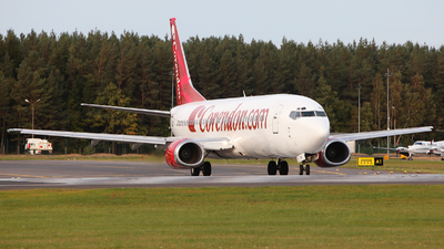 TC-TJE - Boeing 737-4Y0 - Corendon Airlines