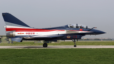 11 - Chengdu J10SY - China - Air Force
