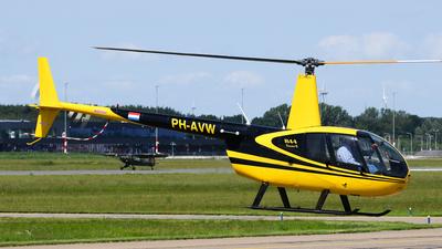A picture of PHAVW - Robinson R44 Raven II - [13066] - © BaszB