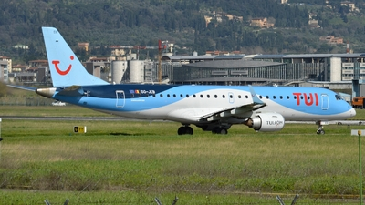 OO-JEB - Embraer 190-100STD - Jetairfly