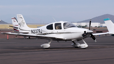 N237RJ - Cirrus SR22-GTS Turbo - Private