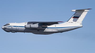 A picture of RA78840 - Ilyushin Il76MD -  - © Faustasyan