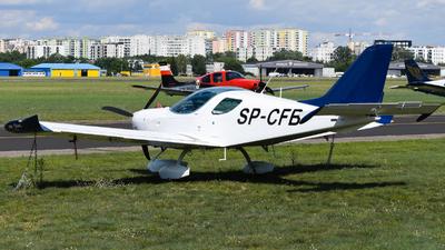 SP-CFB - Czech Sport Aircraft PS-28 Cruiser - Goldwings Flight Academy