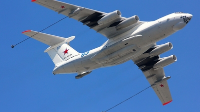 RF-94288 - Ilyushin IL-78M Midas - Russia - Air Force