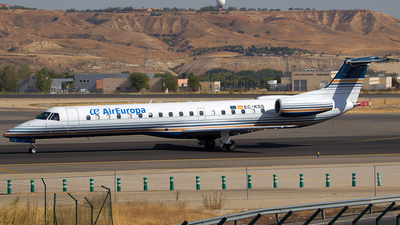 EC-KSS - Embraer ERJ-145MP - Air Europa (Privilege Style)