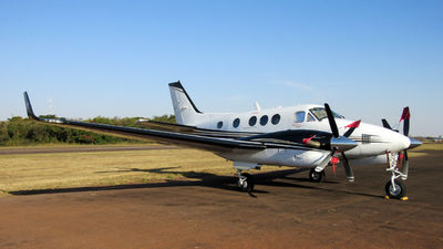 PR-SRT - Beechcraft C90GTi King Air - Private
