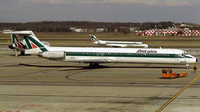 I-DACR - McDonnell Douglas MD-82 - Alitalia