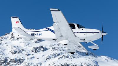 HB-KMO - Cirrus SR22 - Switzerland - Bundesamt für Zivilluftfahrt (Federal Office of Civil Aviation)